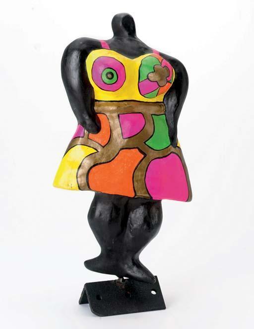 Niki de Saint Phalle-Untitled-1968