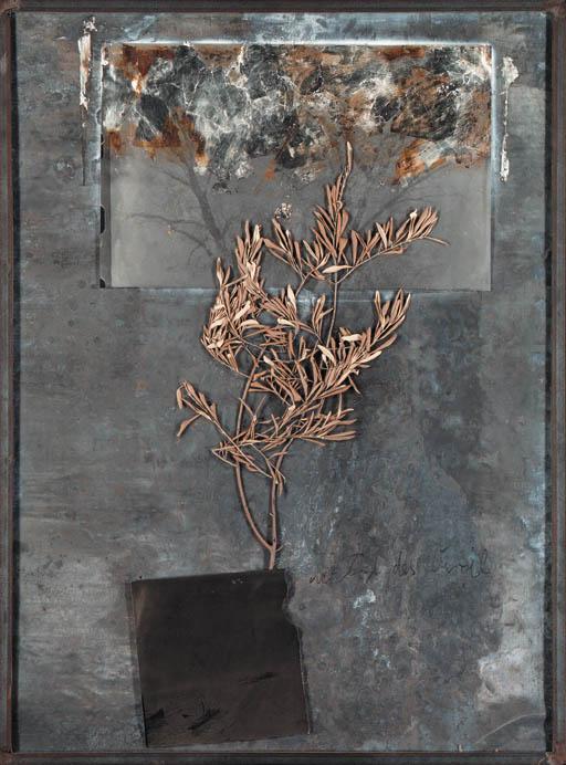 Anselm Kiefer-Der Tod des Vergil (The Death of Vergil)-1986