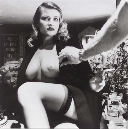 Helmut Newton-American Playboy, Beverly Hills (1989)-1989