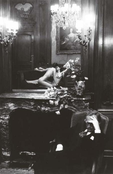 Helmut Newton-Hotel Suite III Suite-1977
