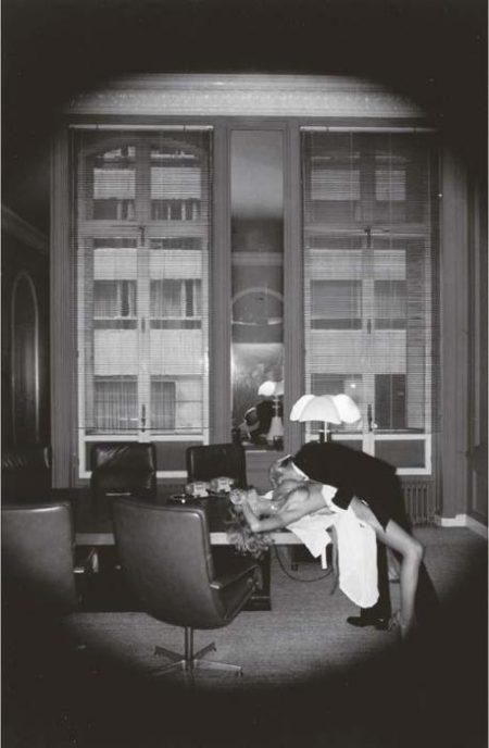 Helmut Newton-Office Love Paris-1977