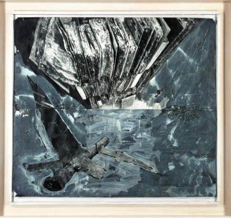 Anselm Kiefer-Der Engel Der Geschichte-1989