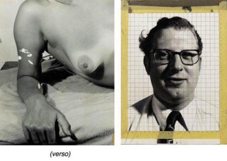 Chuck Close-Study for Joe-1969