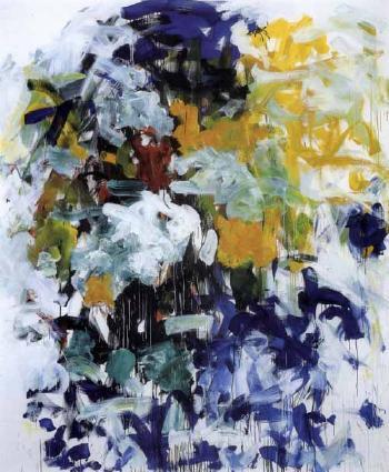 Joan Mitchell-Chord VII-1987