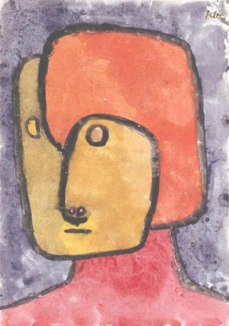 Paul Klee-Praetendent (Pretender)-1939