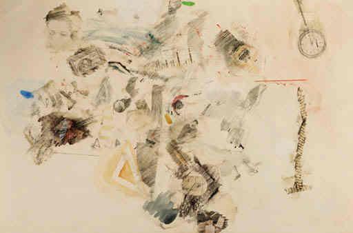 Robert Rauschenberg-Robert Rauschenberg - Decoder II-1965
