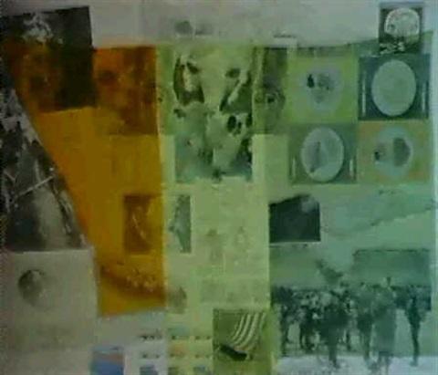 Robert Rauschenberg-Robert Rauschenberg - Mobile crypt-1979