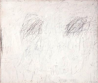 Cy Twombly-Untitled (New York City)-1955