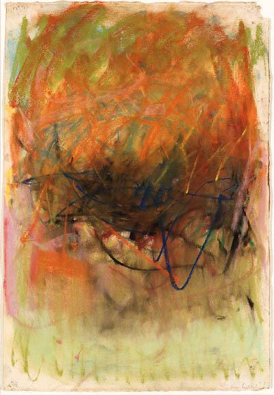 Joan Mitchell-Untitled-1983