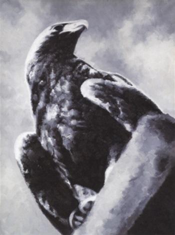 Gerhard Richter-Eagle (Adler)-1972