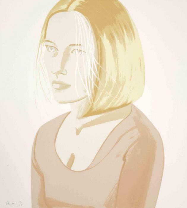 Alex Katz-Mae-2005