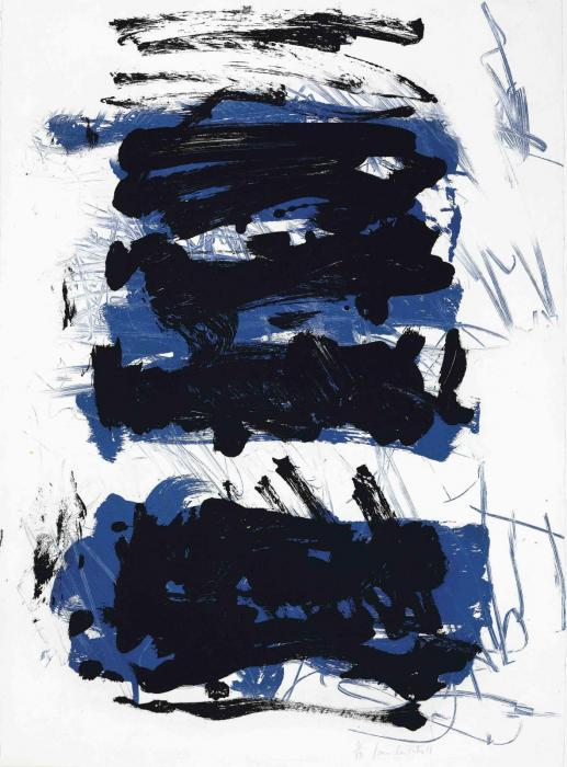 Joan Mitchell-Fields II-1992