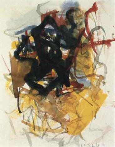 Joan Mitchell-Untitled-1966