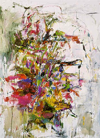 Joan Mitchell-Summer Slide-1960