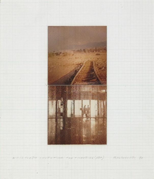 John Baldessari-Necessary Inventions: Two Theories (Art)-1980