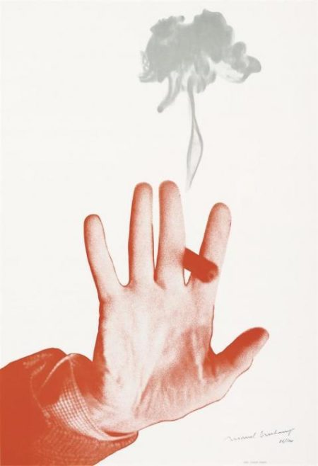 Marcel Duchamp-(i) Poster for the Editions et sur Marcel Duchamp (S.642); (ii) Poster for the 'Editions et sur Marcel Duchamp'Exhibition (S. 642); (iii) The 'occulist witness-1967