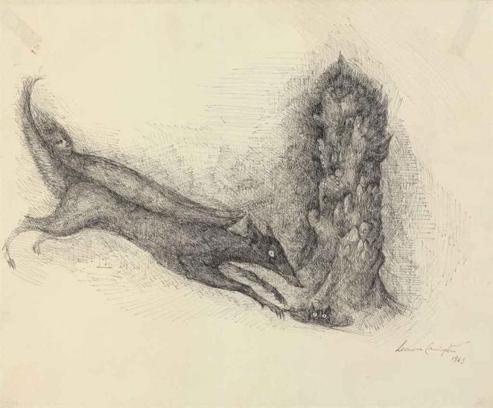 Leonora Carrington-Untitled-1963