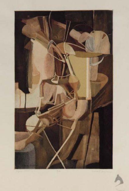 Marcel Duchamp-The Bride (Mariee) (S. 433)-1934