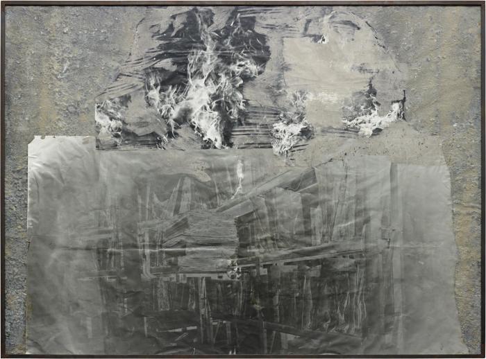 Anselm Kiefer-Alexandria-1987