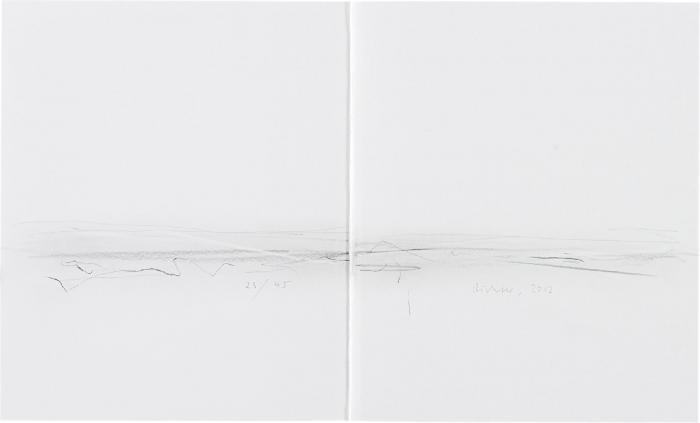 Gerhard Richter-Dessins et aquarelles/Drawings and Watercolors 1957-2008-2012