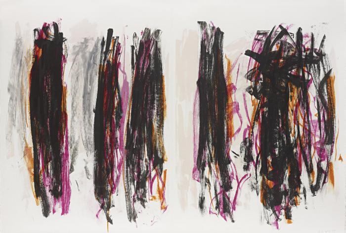 Joan Mitchell-Trees IV-1992