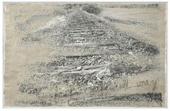 Anselm Kiefer-Siegfried's Difficult Way-1997