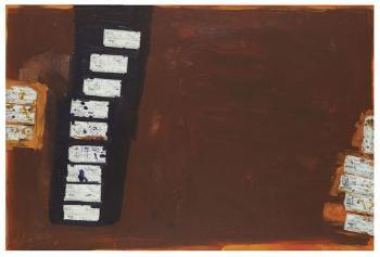 Richard Prince-Check Painting # 2-2004