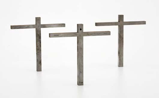 Gerhard Richter-Kreuz (Cross)-1997