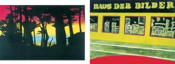 Peter Doig-Big Sur; Haus der Bilder-2001