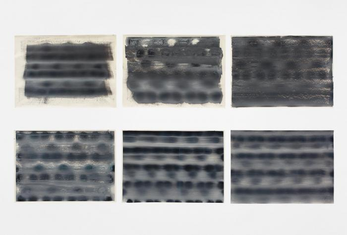 Gerhard Richter-Silikat Studien (11-16 Juni 03)-2003