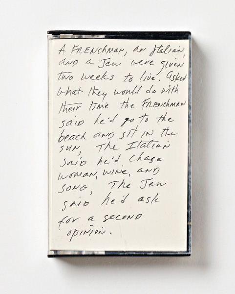 Richard Prince-Untitled (Joke)-1986