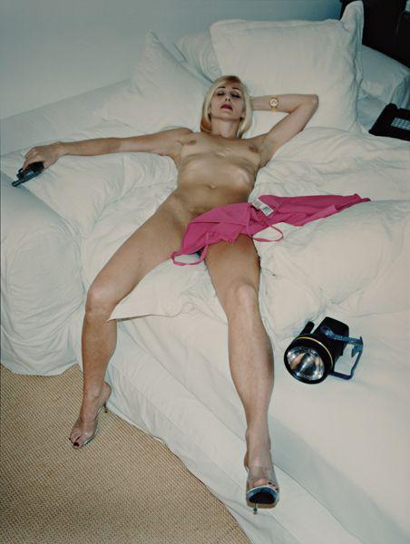 Helmut Newton-Evi IV, Beverly Hills (1996)-1996