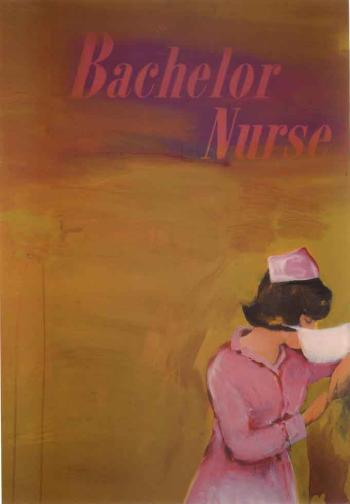 Richard Prince-Bachelor Nurse-2003