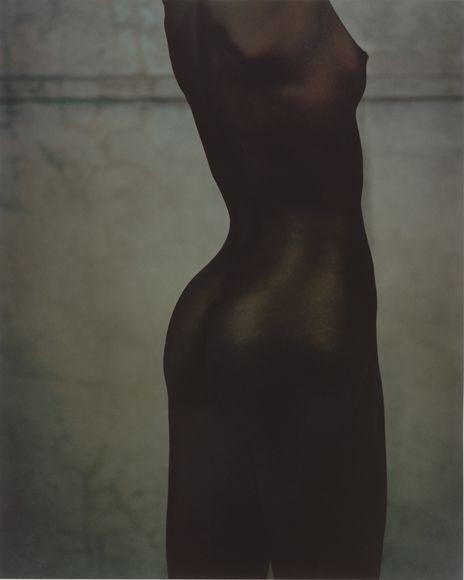 Annie Leibovitz-Alex Wek, Clifton Point-1999