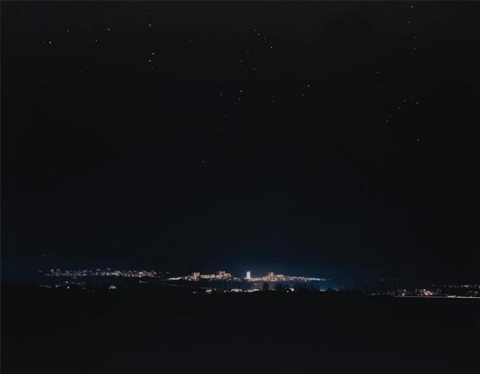 Andreas Gursky-Heidelberg Ost-1993