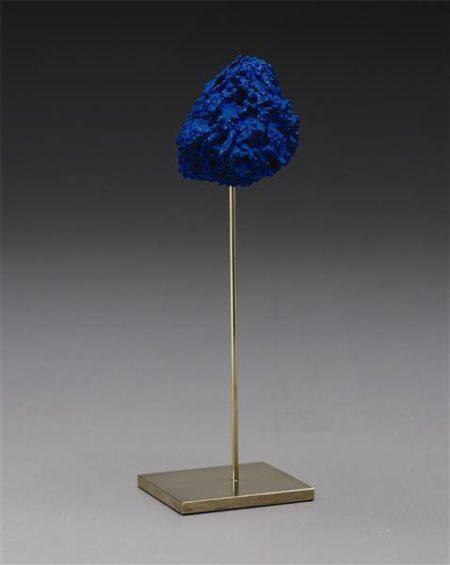 Yves Klein-Eponge bleue SE296-1961