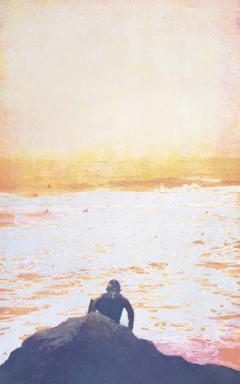 Peter Doig-Surfer-2001