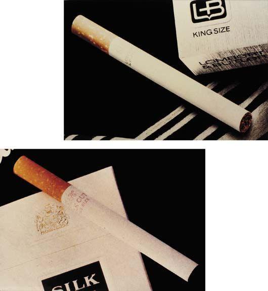 Richard Prince-Untitled (Cigarettes)-1979