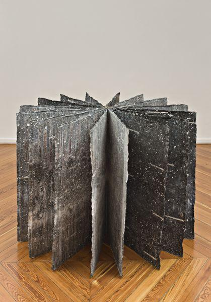 Anselm Kiefer-Untitled (Constellation book)-2004