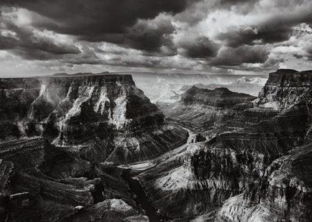 Sebastiao Salgado-Confuence of the Colorado and Little Colorado Rivers, Arizona-2010