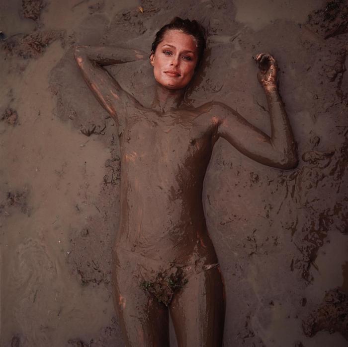 Annie Leibovitz-Lauren Hutton, Oxford, Mississippi-1981