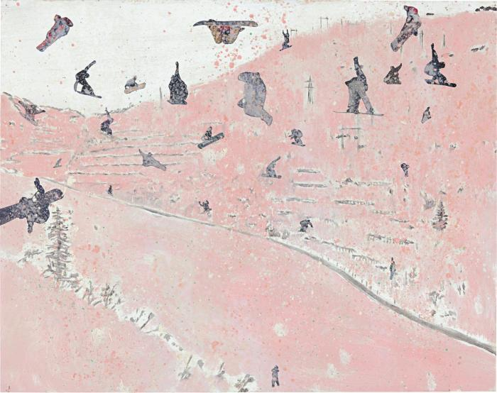 Peter Doig-Untitled-1997