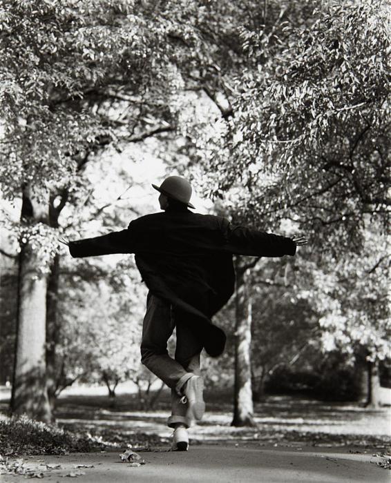 Annie Leibovitz-Twyla Tharp, New York City-1998