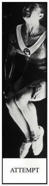 John Baldessari-Vertical Series: Attempt-2003