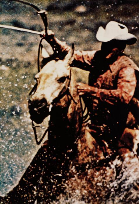 Richard Prince-Cowboy-1985