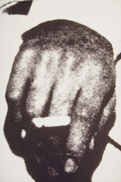Richard Prince-Untitled (Hand with Cigarette)-1980