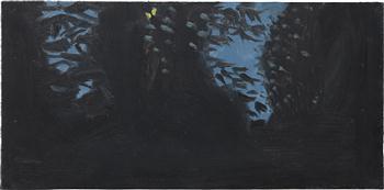 Alex Katz-Full-Moon-1993