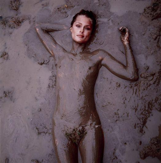 Annie Leibovitz-Laure Hutton, Nude, Oxford, Mississippi-1981