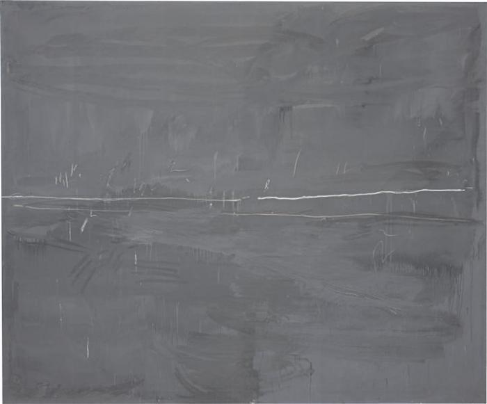 Cy Twombly-Untitled (Bolsena)-1969