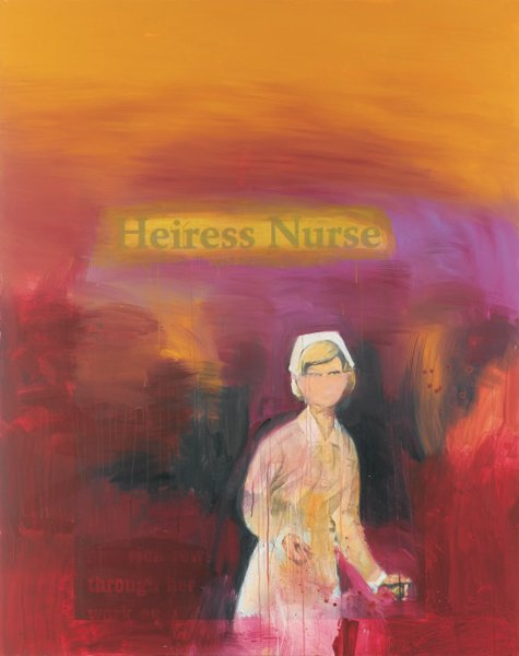 Richard Prince-Heiress Nurse-2002